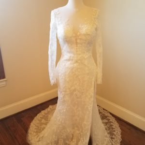 20170215_133846 darius Cordell Lace Wedding Gowns with long sleeves