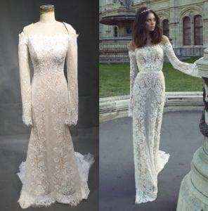 Quality knock off wedding dresses evening gown replicas for Knock off wedding dresses