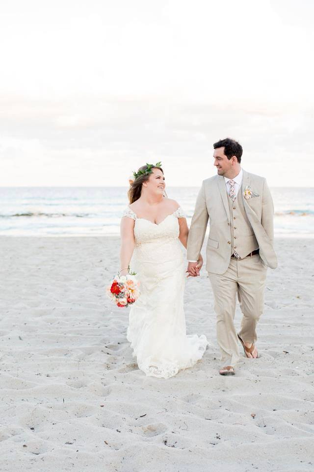 Plus Size Beach Wedding Dresses From The Darius Collection