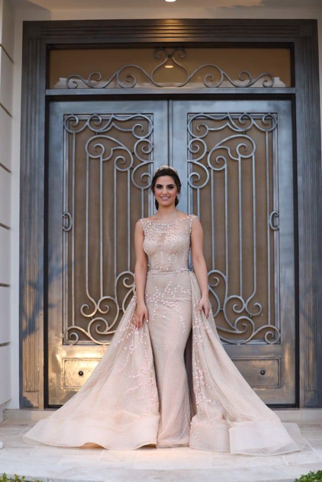Blush colored wedding dresses from darius bridal sleeveless blush colored wedding dresses from darius bridal junglespirit Images