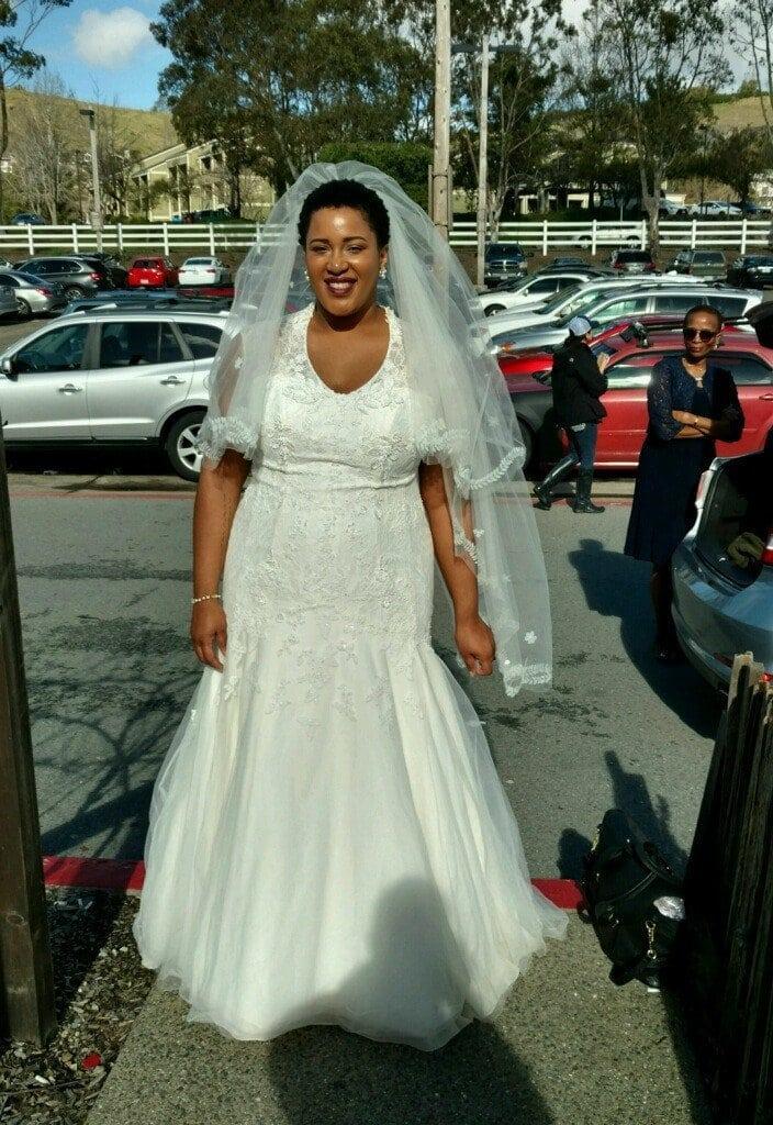 Halter Style Plus Size Wedding Dresses Darius Customs