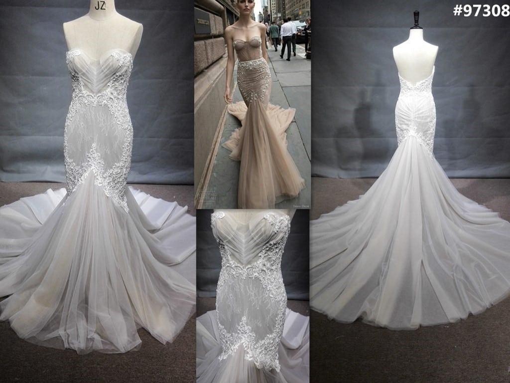 Replicas vestidos de novia
