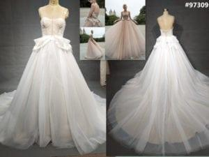 #97309 Inspired wedding gown designs from Darius Cordell Bridal