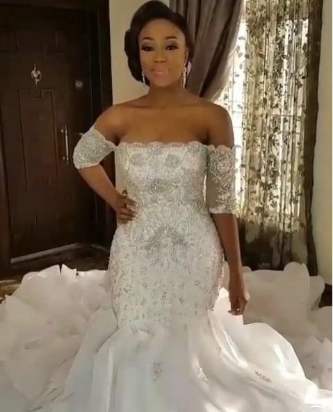 Nigrian Bridal Wedding Dresses: Unique Plus Size Wedding Dresses For The Curvy Bride From
