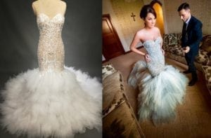 Low Budget Bruidsjurken.Usa Replications Of Wedding Dresses Inspired Designer Evening Gowns