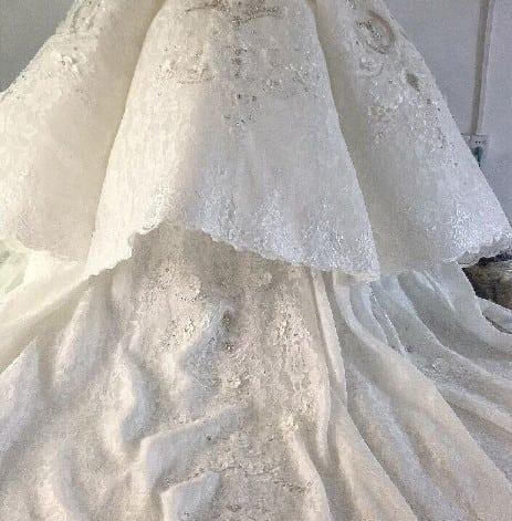 Affordable Haute Couture Designer Wedding Dresses from Darius Cordell