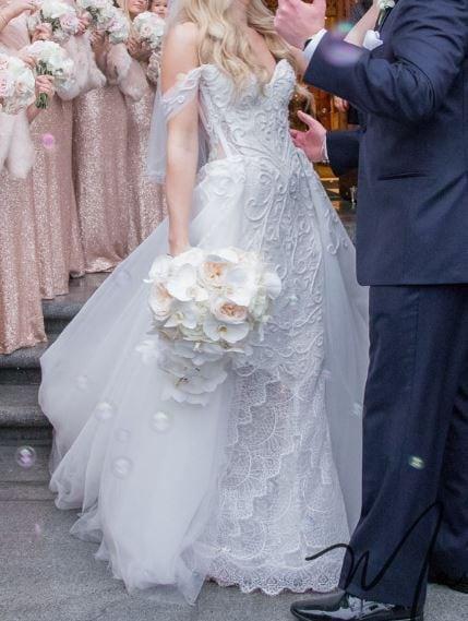 Ornate Wedding Dresses