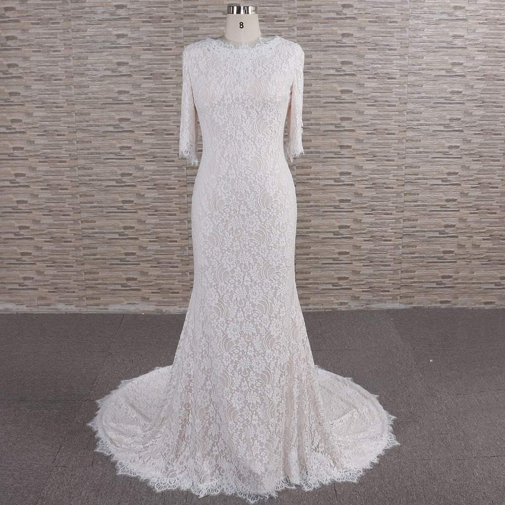 Fb1104 1 Modest Plus Size Wedding Gowns From Darius Cordell